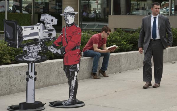 Toronto TIFF men