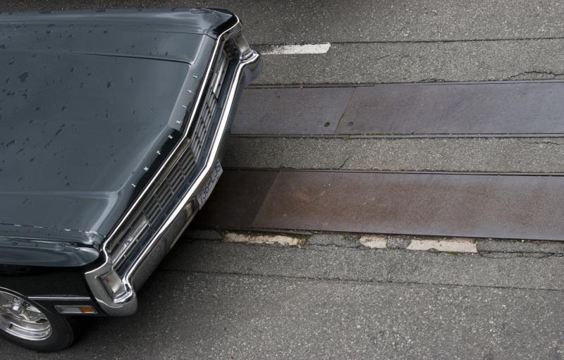 Parked Auto