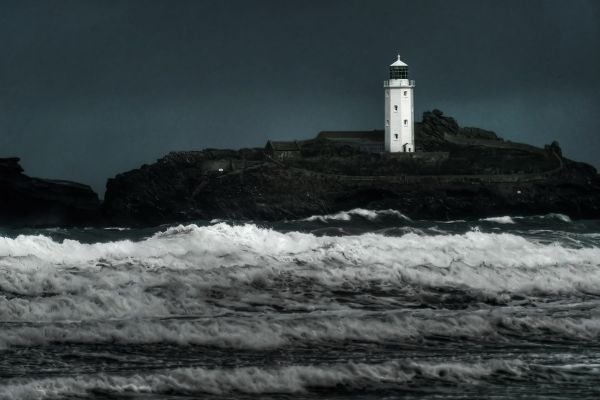 A Lighthouse of the Celitic Sea