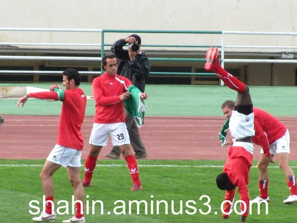 Persepolis Trainings