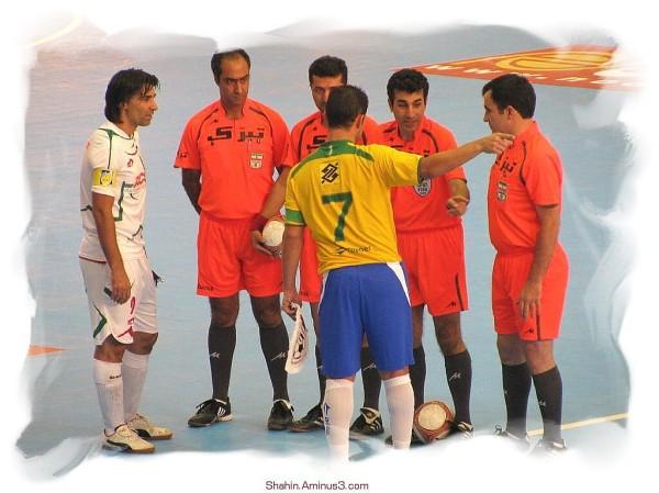 Vahid Shamsaei - Top Goal Scorer of Futsal
