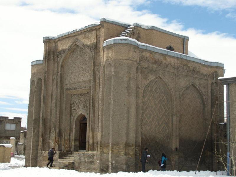 Alavian Tomb