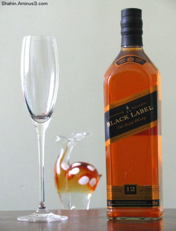 Johnnie Walker - Razi And Alcohol!