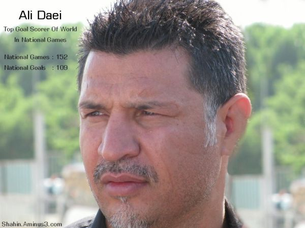Ali Daei - Top Goal Scorer Of World