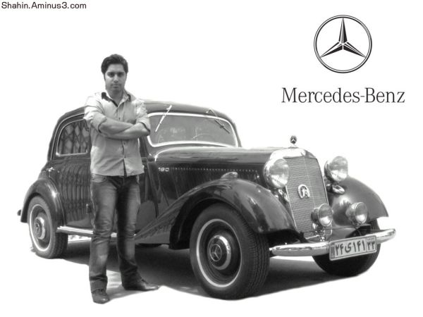 Mercedes Benz 160