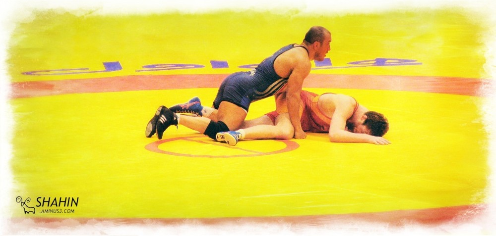 Iran Premier League Wrestling 02