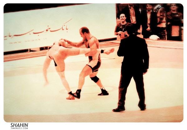 Tehran World Cup Free Style Wretsling 2013 03