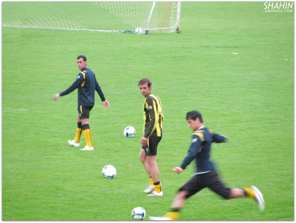 Sepahan Trainings