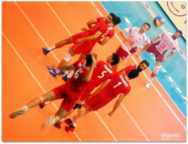 2015 FIVB Volleyball World League, Iran,Poland