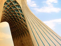 Azadi Tower 02