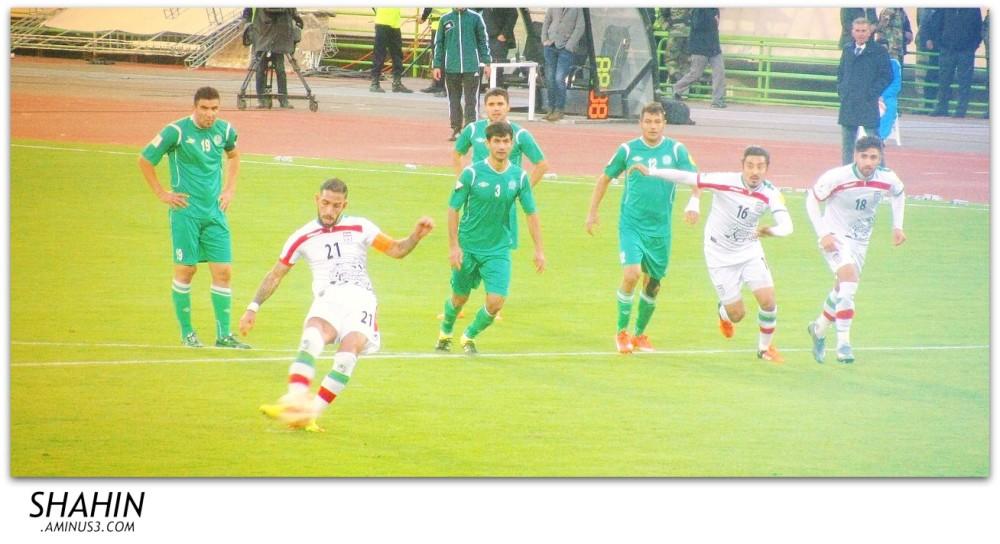 Iran 3-1 Turkmenistan 03