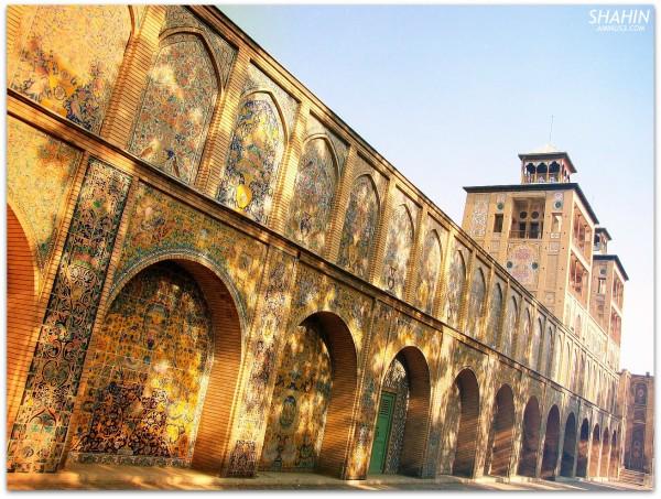 Golestan Palace, Shams ol Emareh