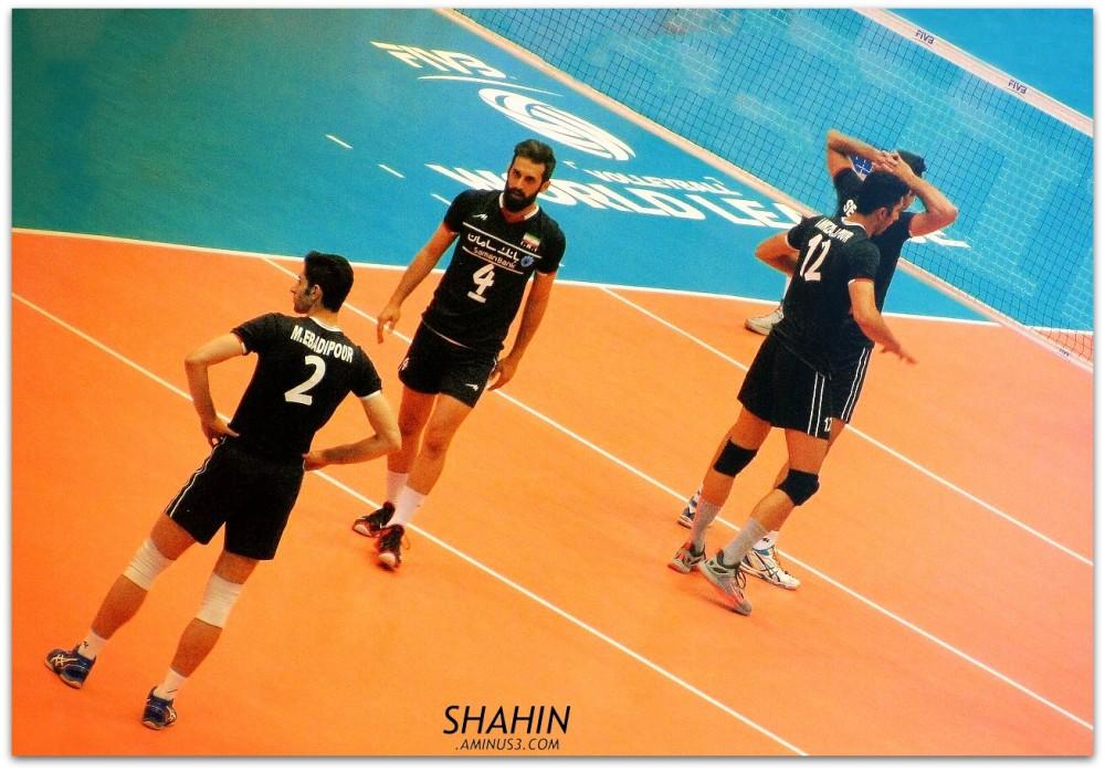 2015 FIVB World League - Iran 1-3 Russia 01