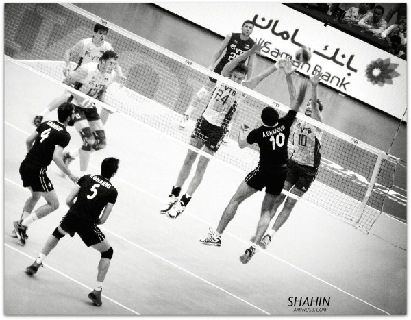 2015 FIVB World League - Iran 1-3 Russia 03