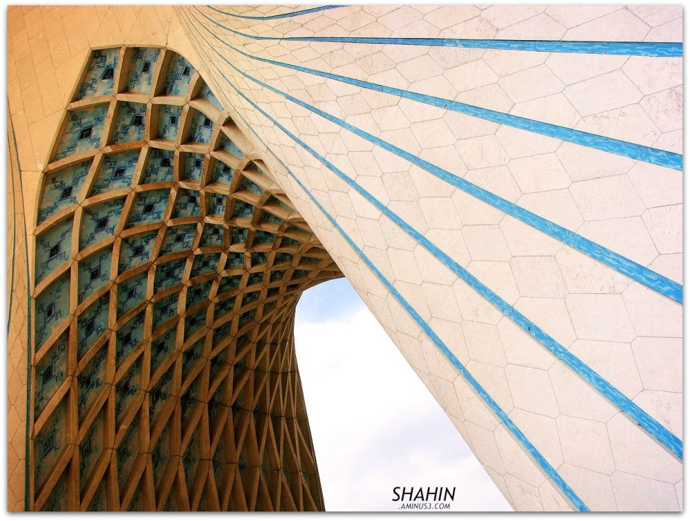 Azadi Tower 06