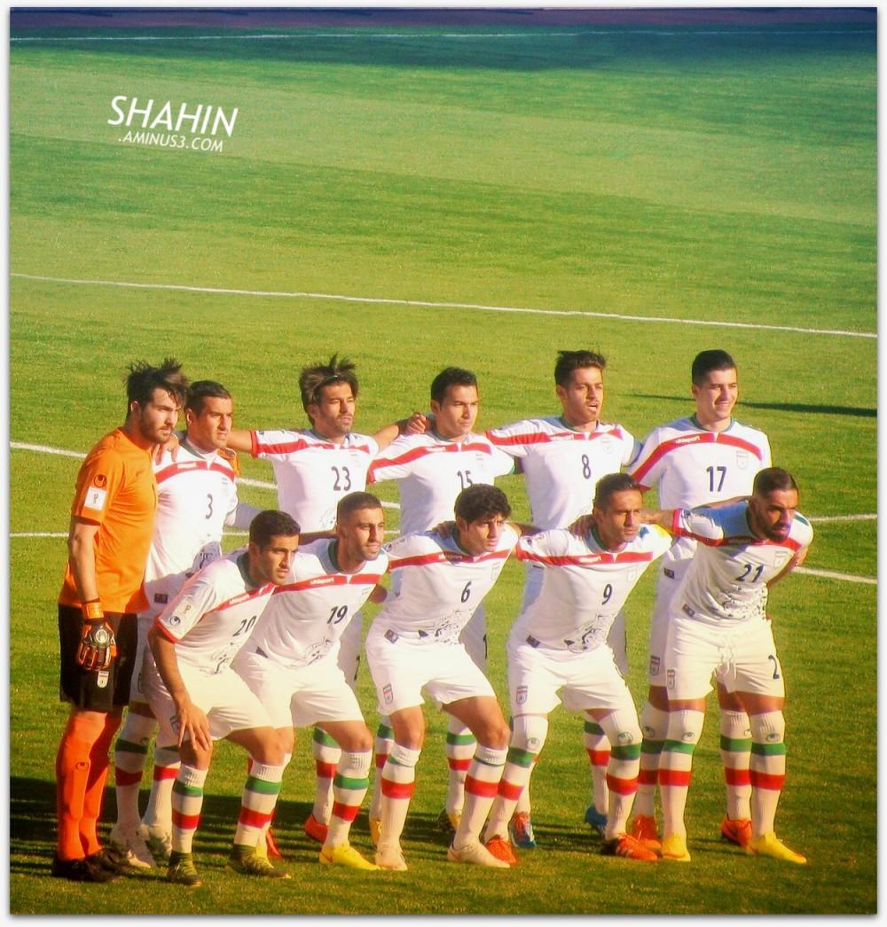 Iran 3-1 Turkmenistan 06