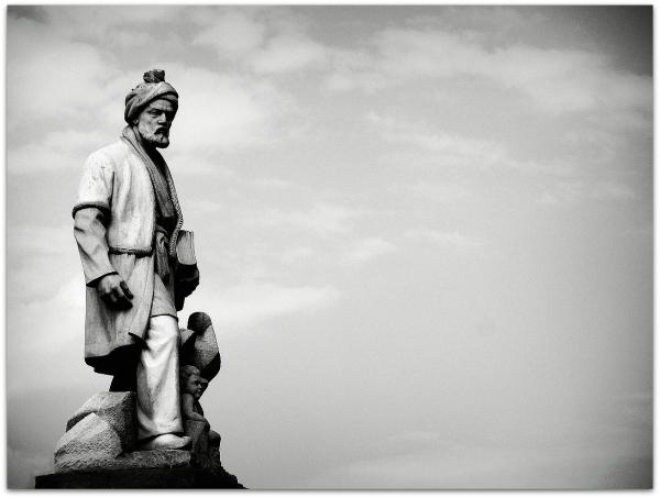 Ferdowsi Statue 05