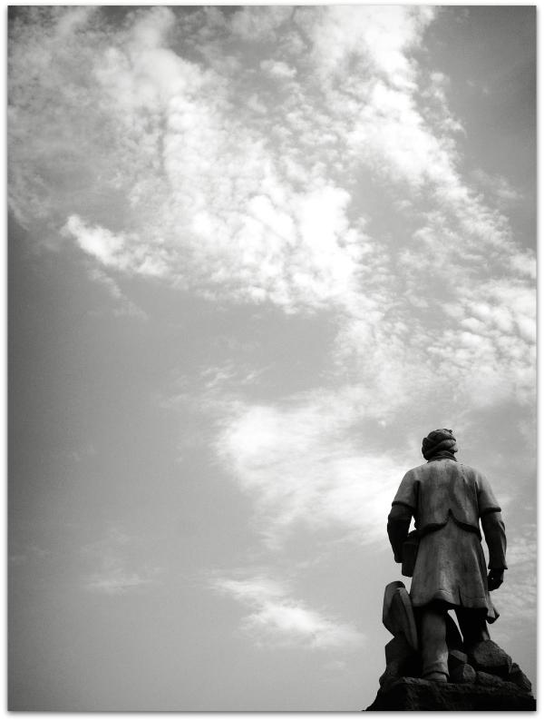 Ferdowsi Statue 07