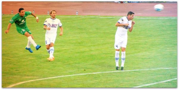 Iran XI 0-3 World XI 06