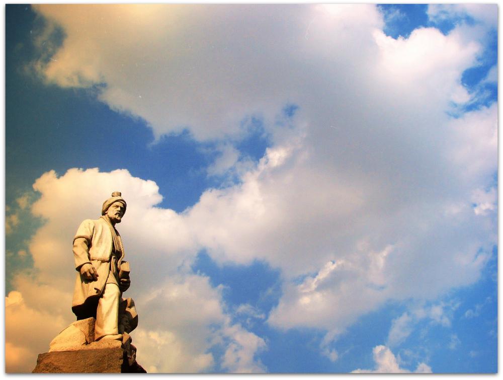 Ferdowsi Statue 11