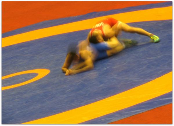 Freestyle Wrestling Club World Cup 2015 Tehran 07