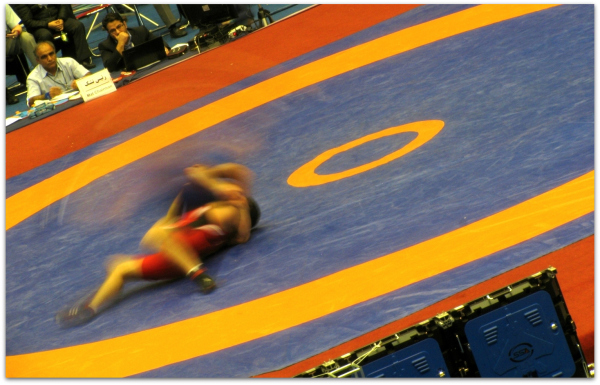 Freestyle Wrestling Club World Cup 2015 Tehran 10