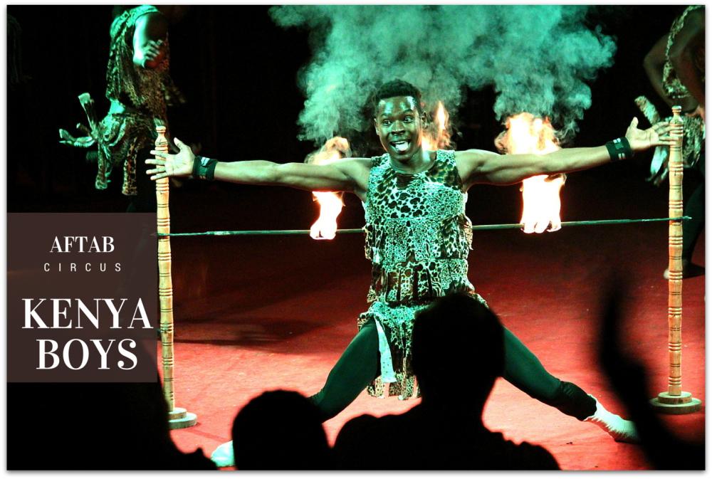 Aftab Show Circus 04