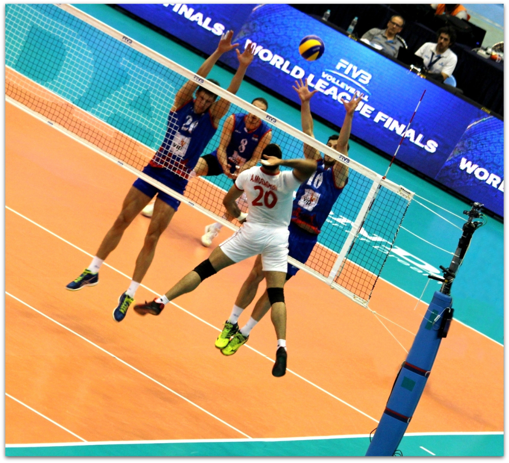 2016 FIVB World League - Iran 3-2 Serbia 10