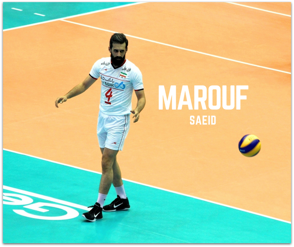 2016 FIVB World League - Iran 3-2 Serbia 19