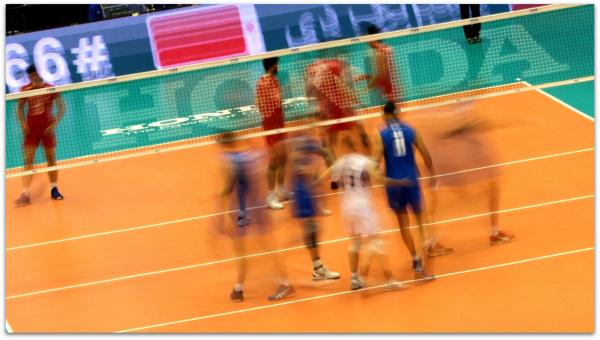 2016 FIVB World League - Iran 0-3 Italy 02