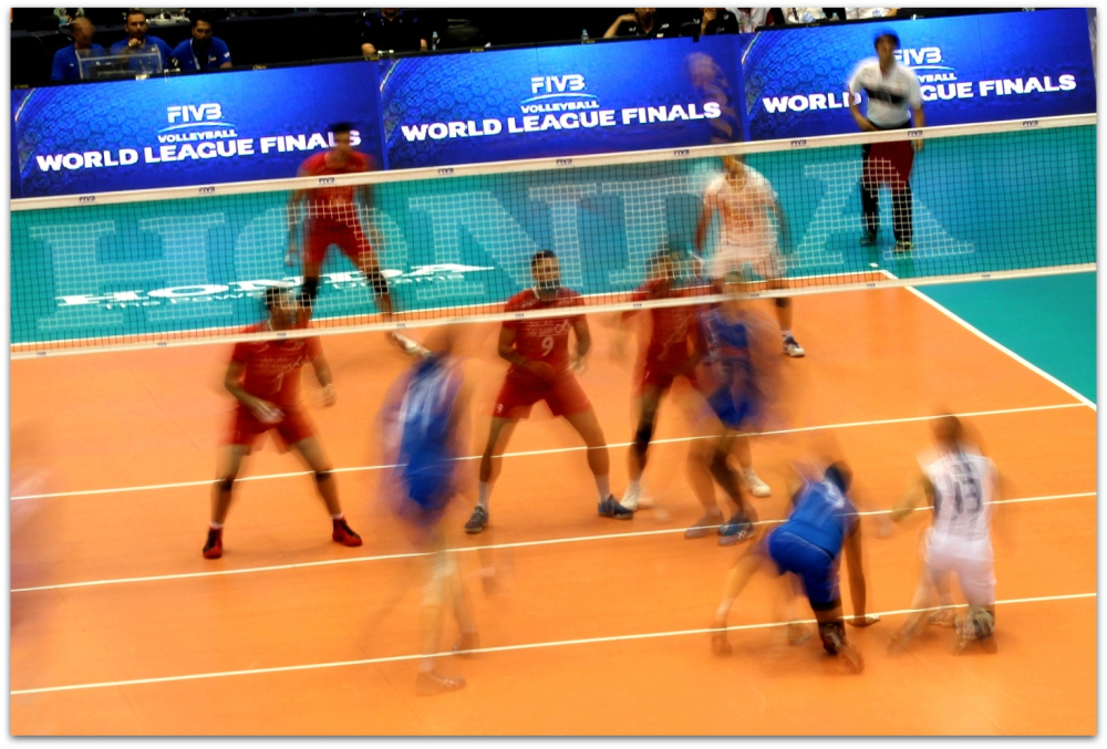 2016 FIVB World League - Iran 0-3 Italy 03