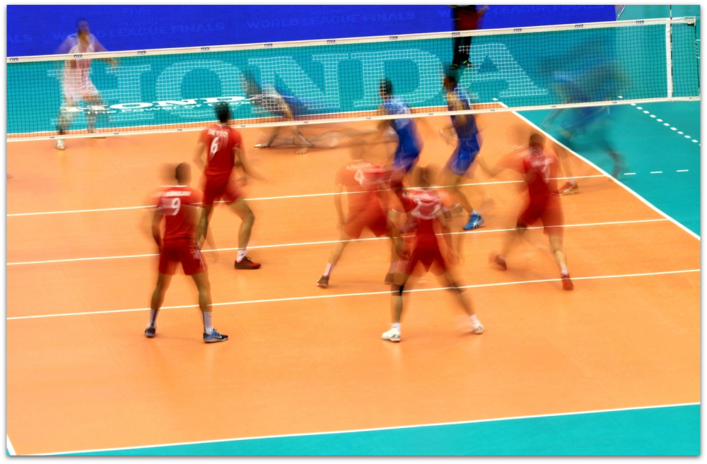 2016 FIVB World League - Iran 0-3 Italy 06