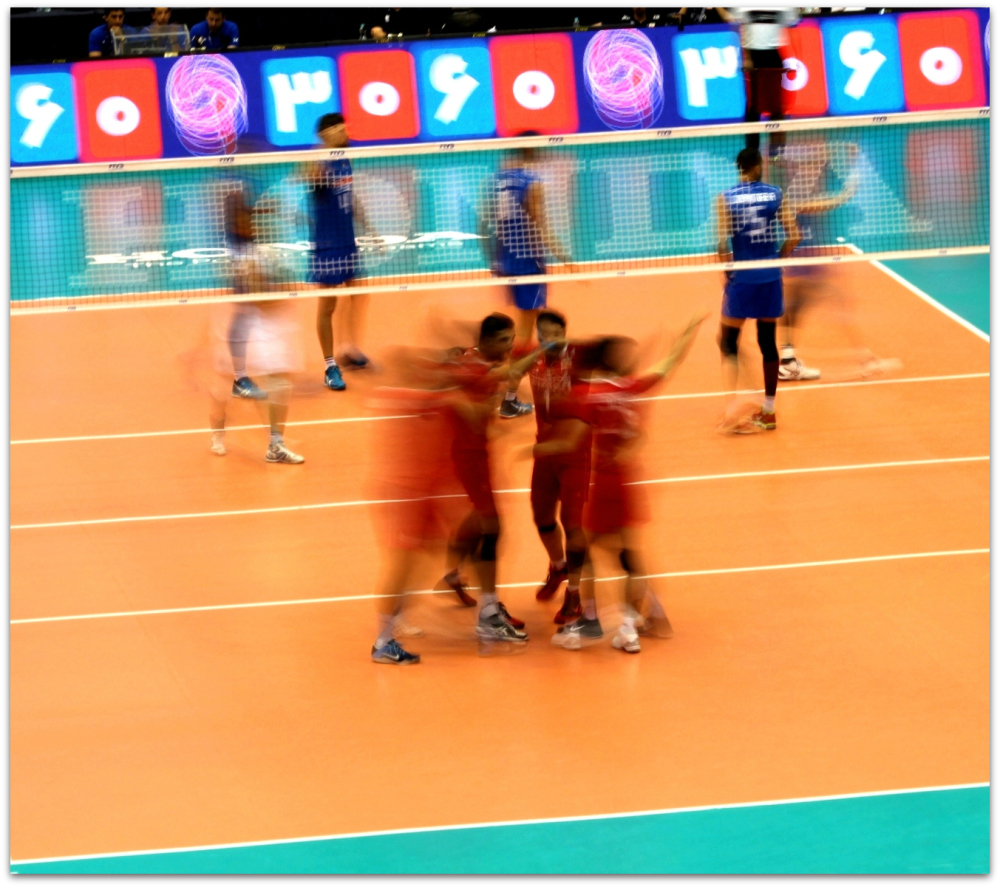 2016 FIVB World League - Iran 0-3 Italy 07