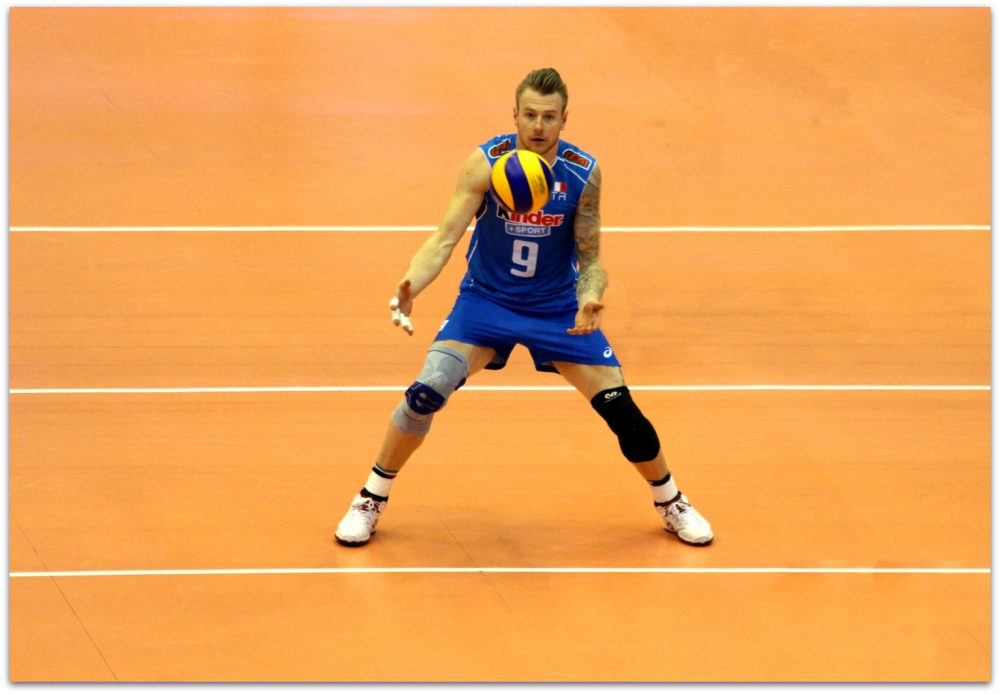 2016 FIVB World League - Iran 0-3 Italy 08