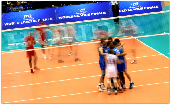 2016 FIVB World League - Iran 0-3 Italy 11