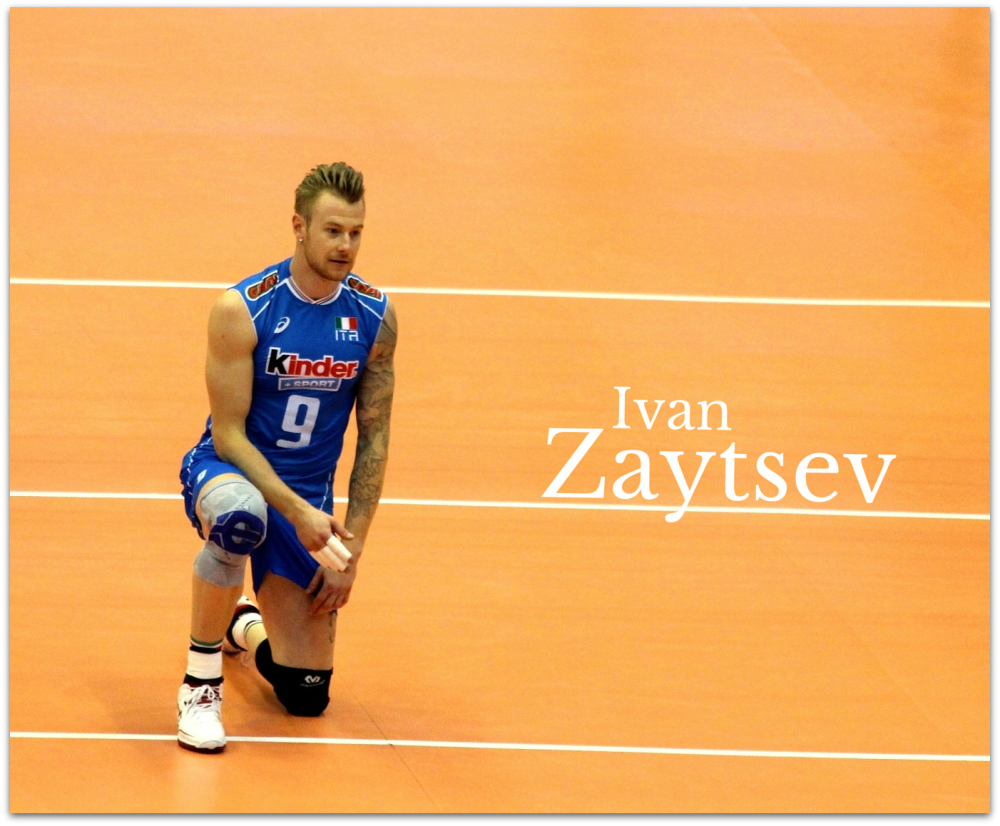 2016 FIVB World League - Iran 0-3 Italy 12