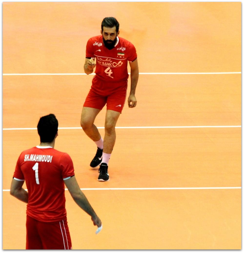 2016 FIVB World League - Iran 0-3 Italy 13