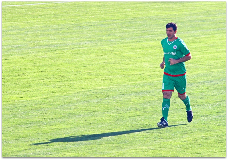 Iran Stars  1-4  Laliga Legends 01
