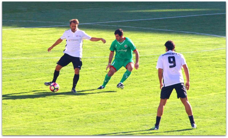 Iran Stars  1-4  Laliga Legends 03