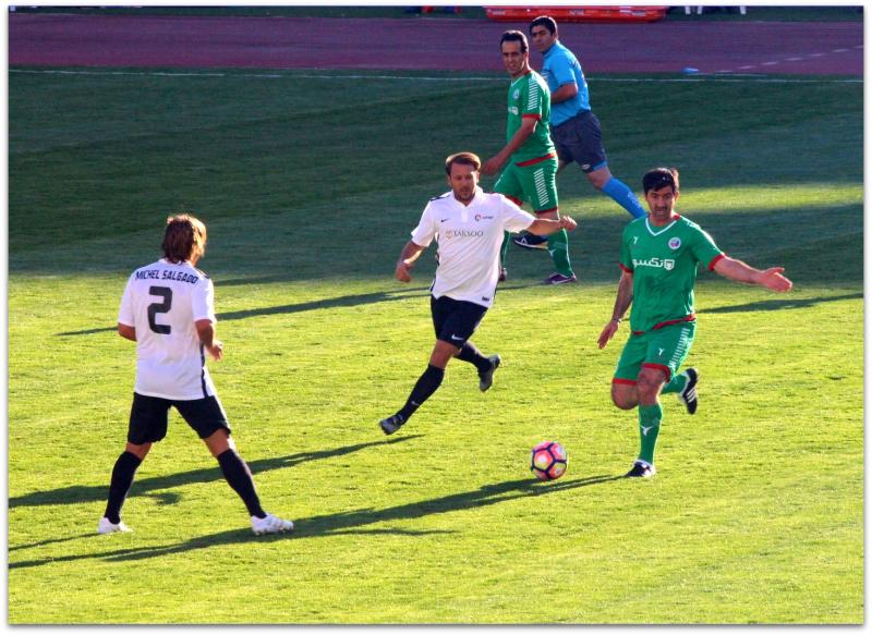 Iran Stars  1-4  Laliga Legends 04
