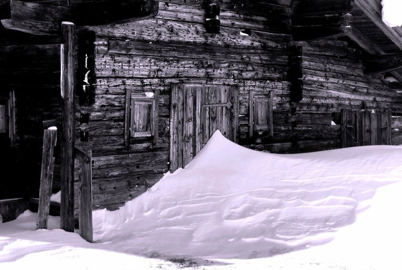 """The Shack"" - Winter Impression (II)"