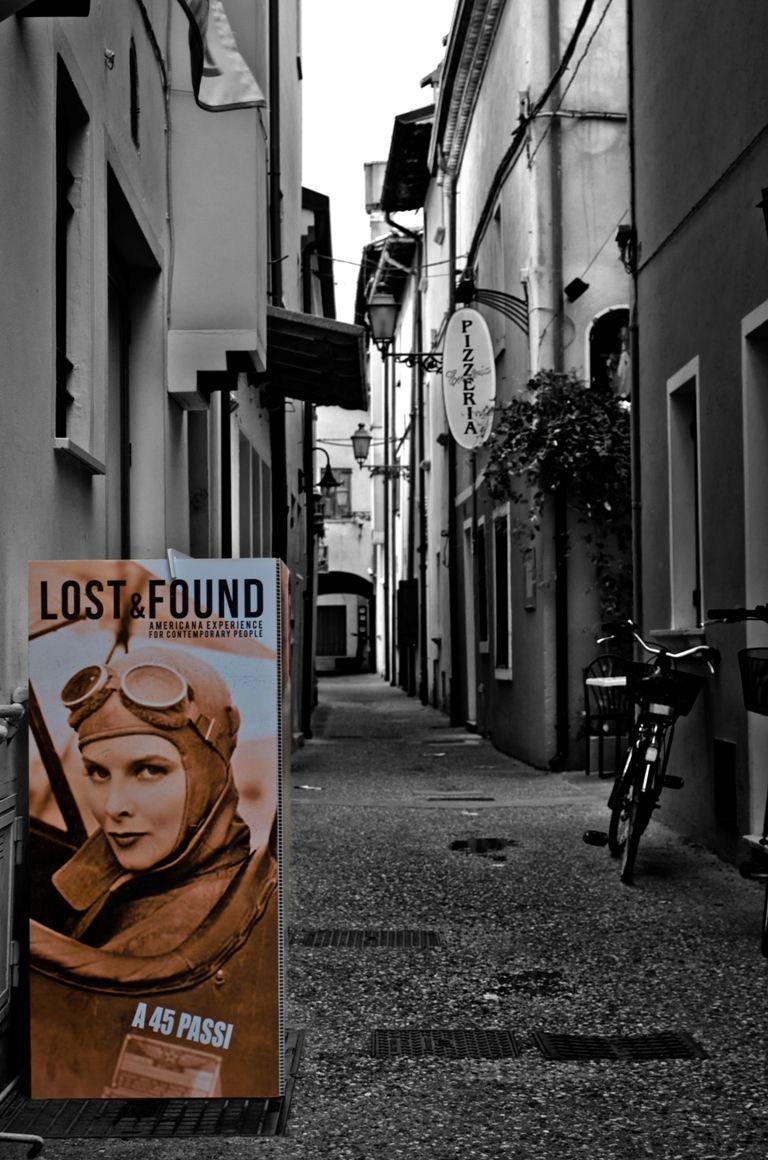 ... lost & found ...
