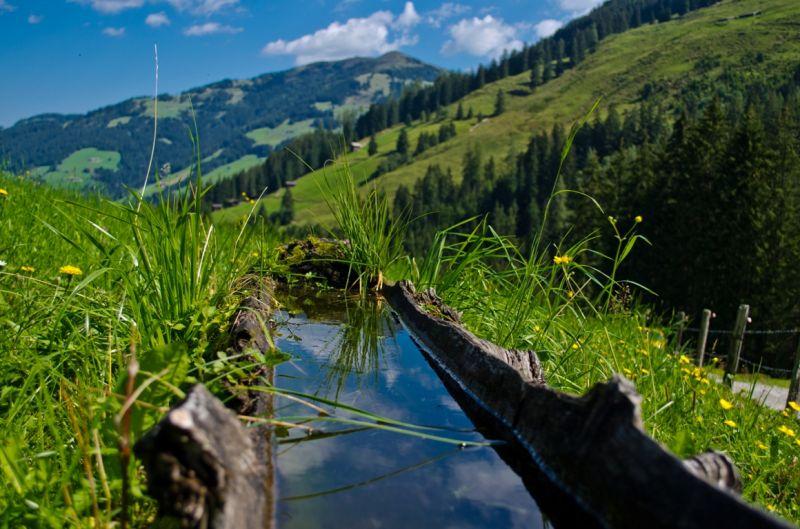 ... alpin idyll ...
