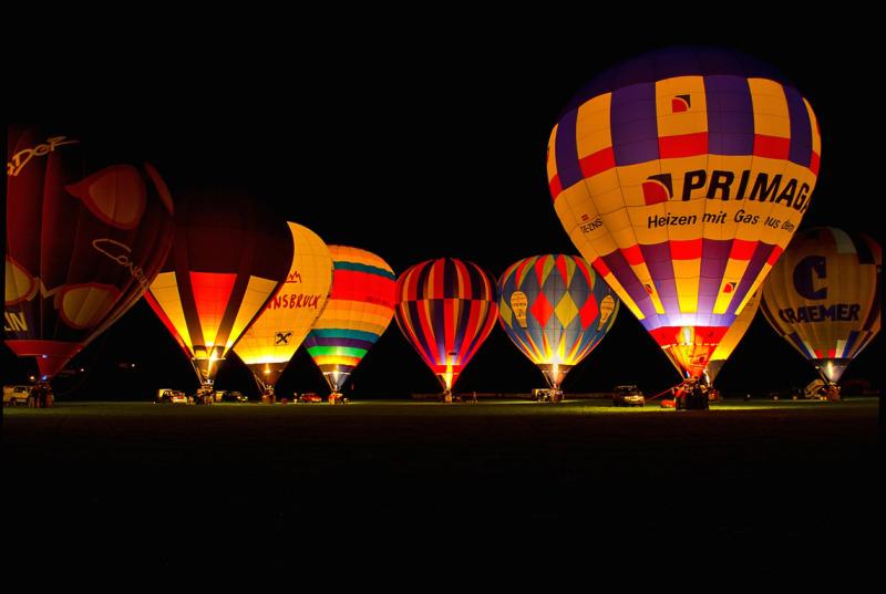 ... balloon glow ...   ( I )