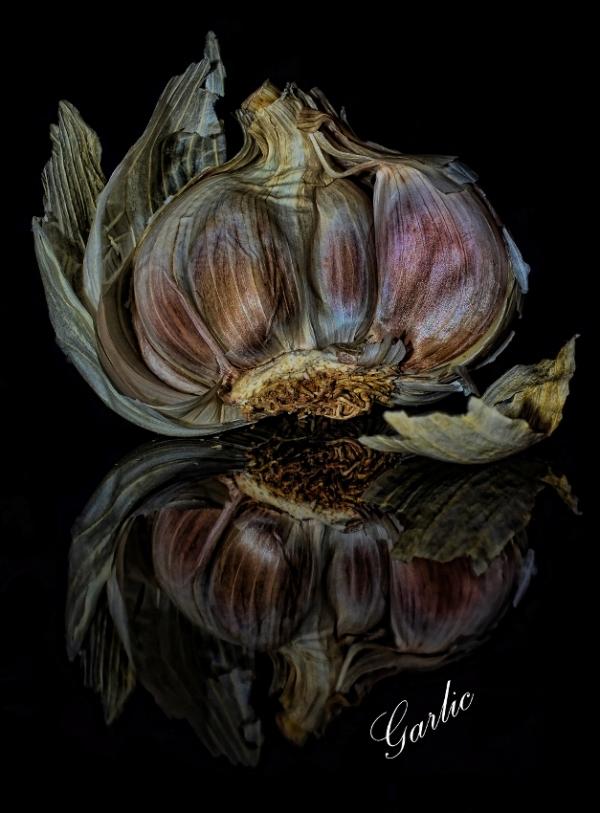 ... garlic ...