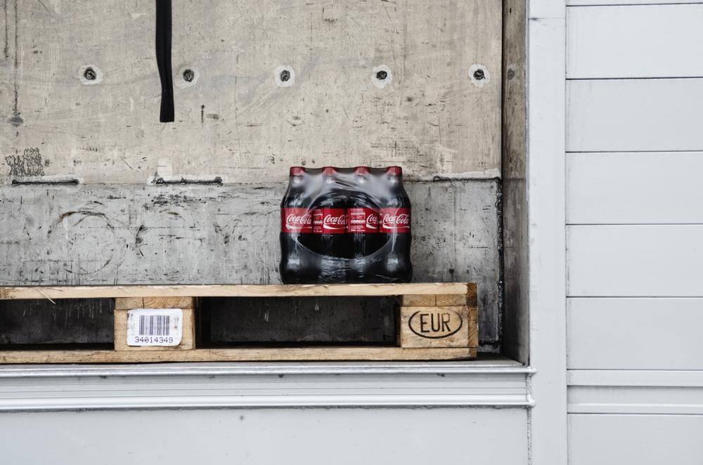 ... the Coke side of life ...