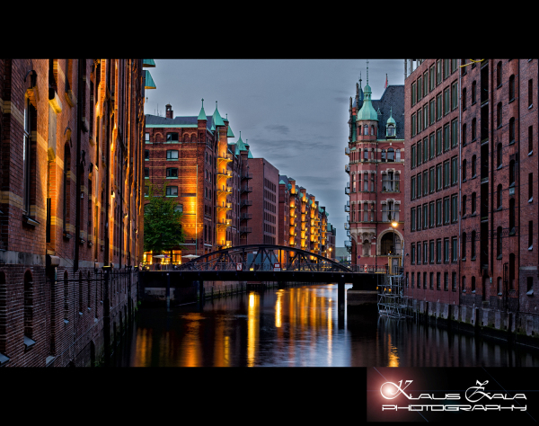 ... Hamburg Speicherstadt