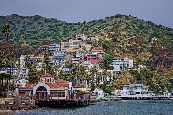 Avalon, Catalina Island, California USA