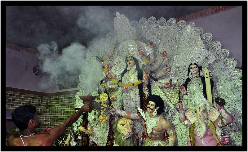 Goddess Durga...