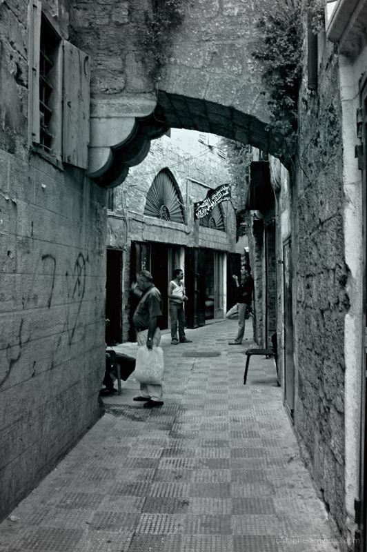 Laneway at the souk